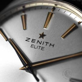 19857S Zenith Elite Captain Central Seconds Close1