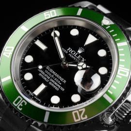RO22411S Rolex Submariner Date 50th Anniv Close 2 2