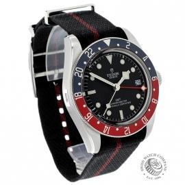 RO20436S Tudor Black Bay GMT Pepsi Bezel Dial