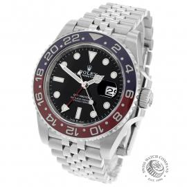 RO21767S Rolex GMT-Master II BLRO Back
