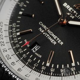BR22278S Breitling Navitimer 1 Automatic 41 Close4