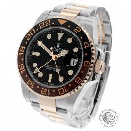 RO22299S Rolex GMT-Master II Unworn Back