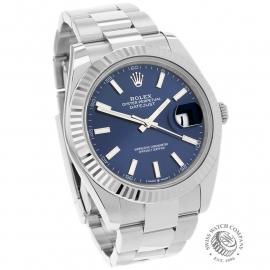 RO22310S Rolex Datejust 41 Dial