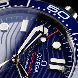 OM22144S Omega Seamaster Professional 300M Close5