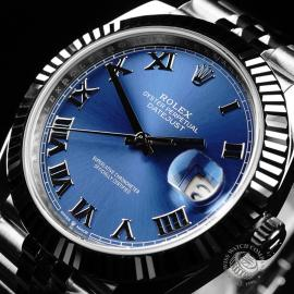 RO22710S Rolex Datejust 41 Unworn Close5 1