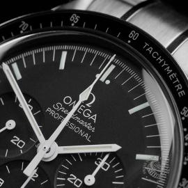 OM22330S Omega Speedmaster Pofessional Moonwatch Close3