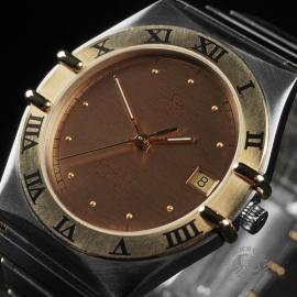 OM22293S Omega Constellation Automatic Close2