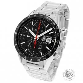 TA21178S Tag Heuer Carrera Calibre 16 Automatic Chronograph Back