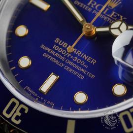 RO22727S Rolex Submariner Date Close6