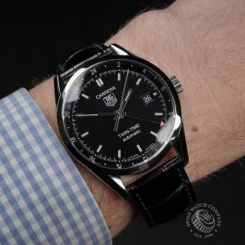 TA22294S Tag Heuer Carrera Twin-Time Wrist