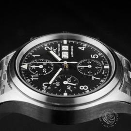 IW22392S IWC Pilots Flieger Chronograph Close6
