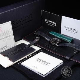 BM21731S Bremont U-2 Black Jet Pilot Watch Box