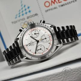 OM21300S Omega Speedmaster Reduced Limited Edition Torino Olympics Close10