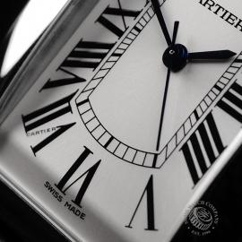 CA1922P Cartier Tank Americaine Large Close4