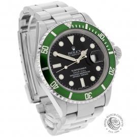 RO1958P Rolex Submariner Green Bezel Dial