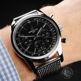 BR22078S Breitling Transocean Chronograph Wrist