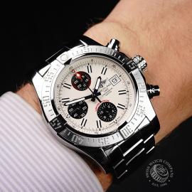 BR21849S Breitling Avenger II Japan Limited Edition Wrist