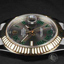 RO22692S Rolex Datejust II Close6