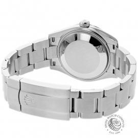 RO22454S Rolex Ladies Oyster Perpetual Unworn Back