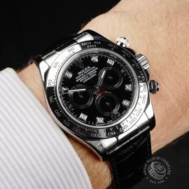 RO21820S Rolex Daytona 18ct White Gold Wrist