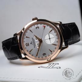 JL1879P Jaeger LeCoultre Master Date 18ct Rose Gold Close10