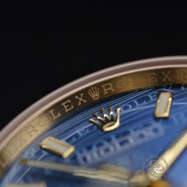 RO1816P Rolex Datejust 18ct Close12