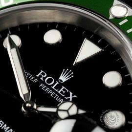 RO22411S Rolex Submariner Date 50th Anniv Close 3 1