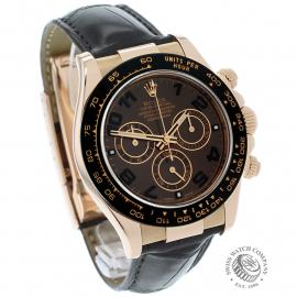 RO22335S Rolex Daytona Everose Ceramic Dial