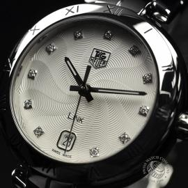 TA20629S Tag Heuer Link Clsoe1