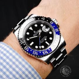 RO22017S Rolex GMT-Master II Wrist