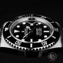 RO22277S Rolex Submariner Date Ceramic 41mm Unworn Close6
