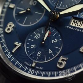 IW20694S IWC Pilots Spitfire Chrono Laureus Close5 1