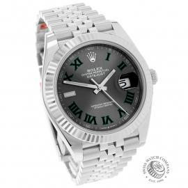 RO22173S Rolex Datejust 41 Unworn Dial