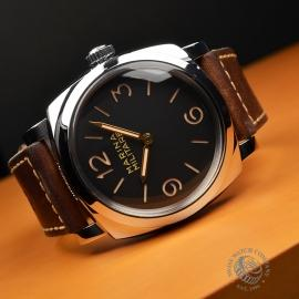 PA21141S Panerai Radiomir 1940 3 Days Marina Militaire Close10