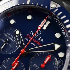 OM2139S Omega Seamaster Professional Chronograph Co Axial Close5 1