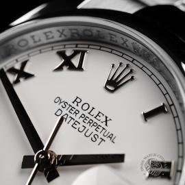 RO21850S Rolex Datejust 36 Close3