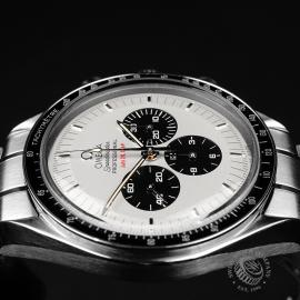 OM21950S Omega Speedmaster Professional Moonwatch Apollo 11 35th Anniversary Close6