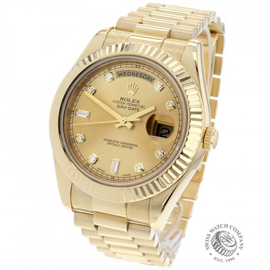 Rolex Day-Date II 18ct