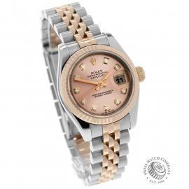 RO22737S Rolex Ladies Datejust Dial
