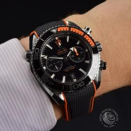 OM21294S Omega Seamaster Planet Ocean 600m Co Axial Chrono Wrist