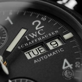 IW22392S IWC Pilots Flieger Chronograph Close5