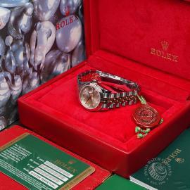 RO22737S Rolex Ladies Datejust Box