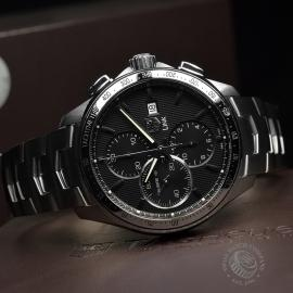 TA19959S Tag Heuer Link Calibre 16 Chrono Close10