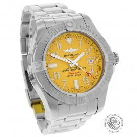 BR22011S Breitling Avenger II Seawolf Dial