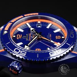 OM21772S Omega Seamaster Planet Ocean GMT 'Big Blue' Close6