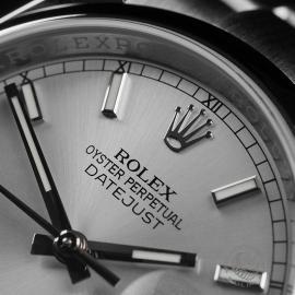 RO22537S Rolex Datejust 36 Close3 2