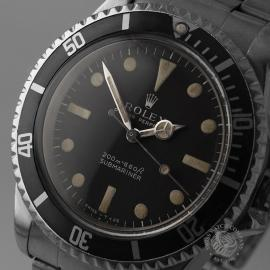 RO21182S Rolex Vintage Submariner Close1