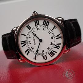 CA22220S Cartier Ronde Louis Close  8