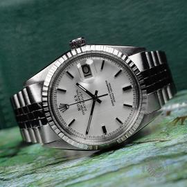 RO1921P Rolex Vintage Datejust 36 Close10