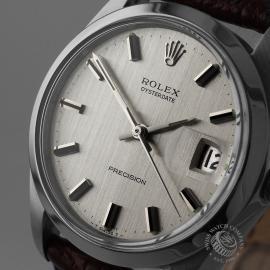 RO747F Rolex Oysterdate Precision Close 1 1